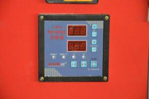 CNC controler panel of GF25 CNC rebar stirrup bender