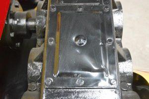reduction gears of YC6-14 steel bar straightening machine