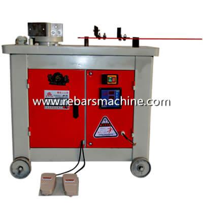 GF25 CNC manual rebar stirrup bender