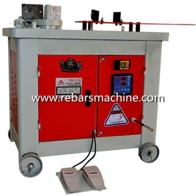 GF25 CNC rebar stirrup bender