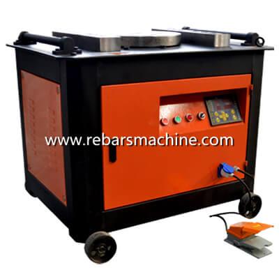 GW50 CNC rebar bender machine
