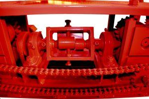 MY2-5 wire straightener rollers
