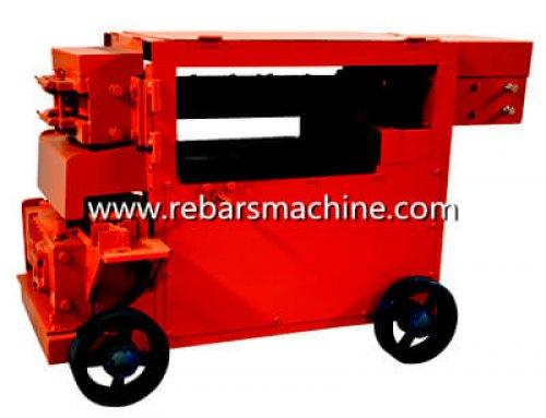 MY5-12 rebar straightening machine
