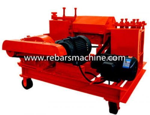 MYH6-14 bar straightening machine manual