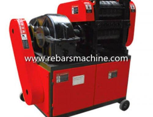 YC16-25 iron rod straightening machine manual