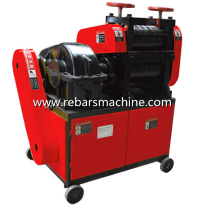YC16-25 steel rod straightening machine
