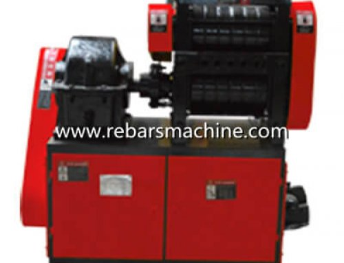 YC6-14 scrap bar straightening machine manual