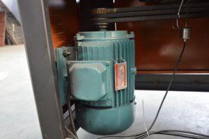 electric motor of rebar bender