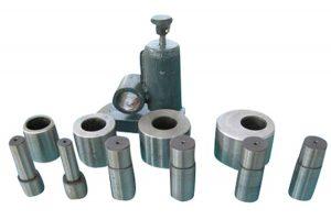 pillar set of rebar bender