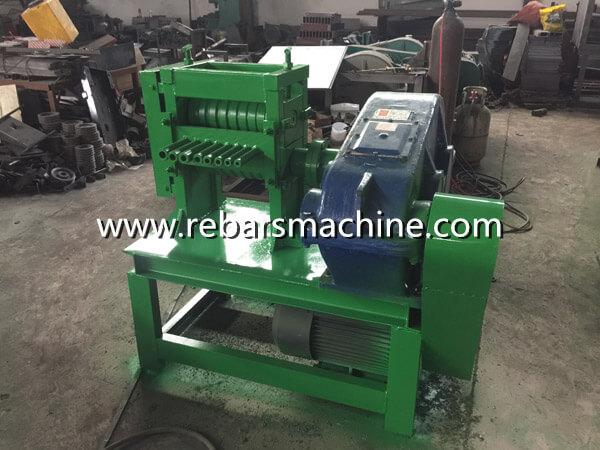 round bar straightening machine