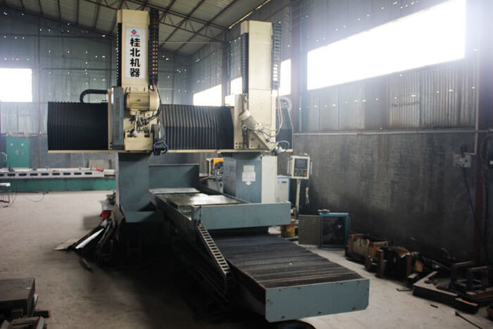 Plant And Facilities of Shuanglong Machinery 5