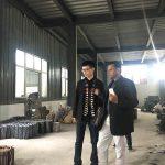 customers visit Shuanglong Machinery 11