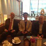 customers visit Shuanglong Machinery 3