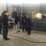 customers visit Shuanglong Machinery 7