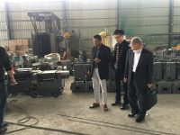 customers visit Shuanglong Machinery 8