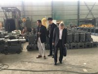 customers visit Shuanglong Machinery 9