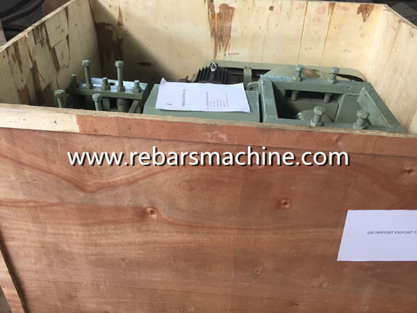 MYH6-14 rebar straightening machine for sale