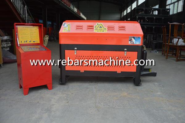 GT4-12 Rebar Straightening Cutting Machine Costa Rica