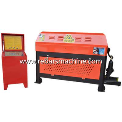 GT4-12A bar straightening and cutting machine 3