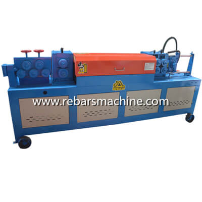 GT4-14D automatic rebar straightening and cutting machine 1