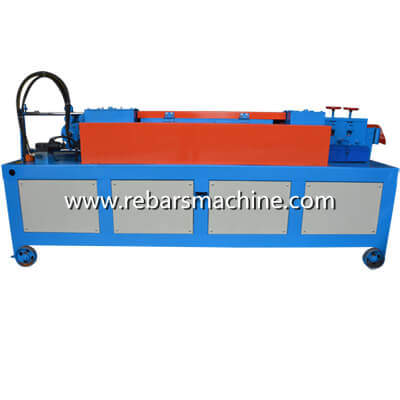 GT4-14D automatic rebar straightening and cutting machine 2
