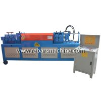 GT4-14D automatic rebar straightening and cutting machine 3