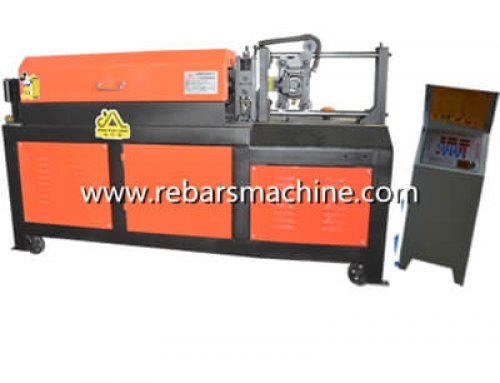 GT4-14E automatic wire straightening cutting machine