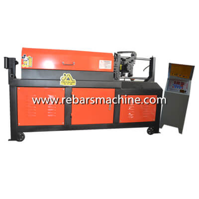 GT4-14E automatic wire straightening and cutting machine 2