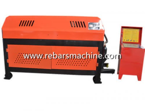 GT4-14A steel bar straightening cutting machine