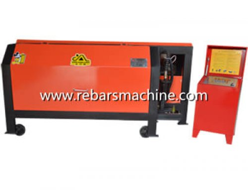 GT4-14B rod straightening and cutting machine