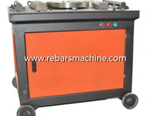 GW40E manual rebar bender