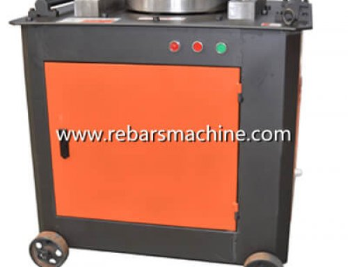 GW40F rebar bender machine