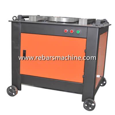 GW50A bar bending machine 1
