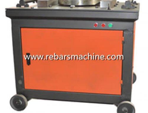 GW50E manual rebar bender