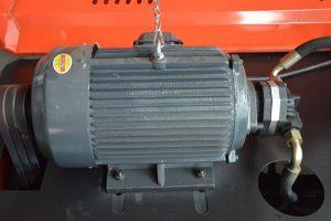 electric motor of GT5-14A steel bar straightening cutting machine