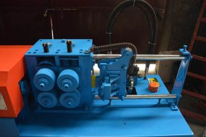 hydraulic cutting unit of GT4-14D automatic rebar straightening and cutting machine