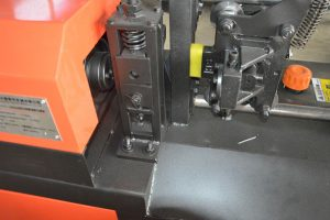measurement device of GT4-14E automatic wire straightening and cutting machine