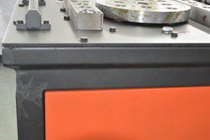 workbench base of GW40E manual rebar bender 2