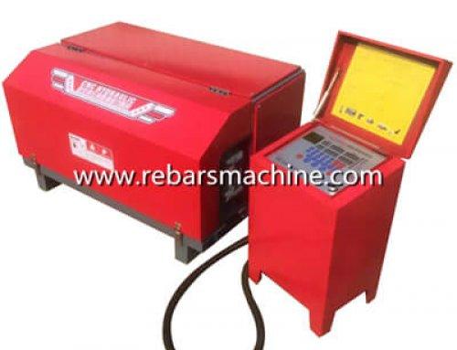 GT2-5 CNC wire straightening cutting machine manual
