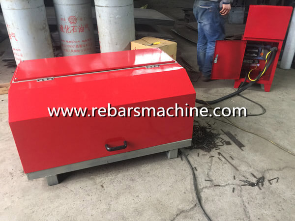 wire straightening cutting machine india