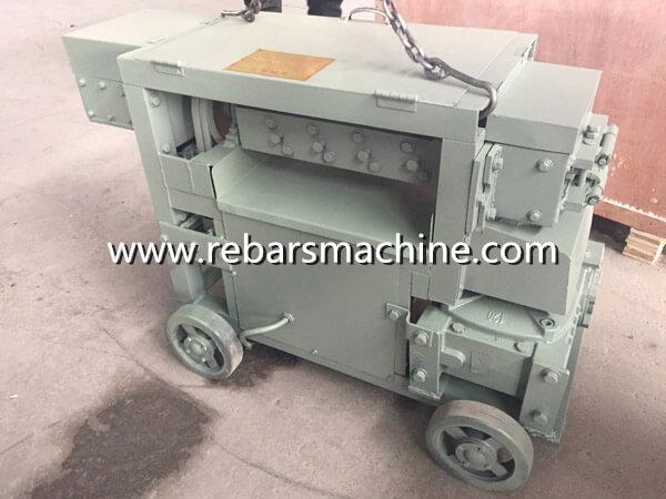 steel bar straightening machine manufacturers