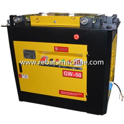 GW50 automatic steel bar bender-3