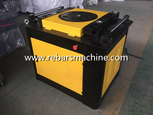 auto rebar bending machine