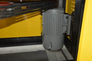 motor of GW50 automatic steel bar bender