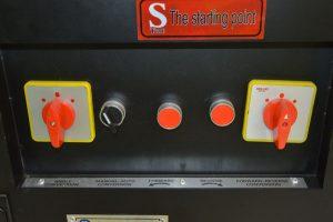 operation switch button of GW42 automatic rebar bending machine