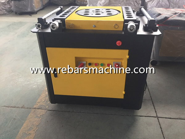 rebar bending machine Israel מכונת כיפוף מוטות