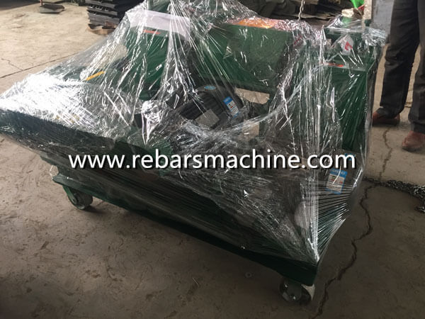 straightening machine for round bar
