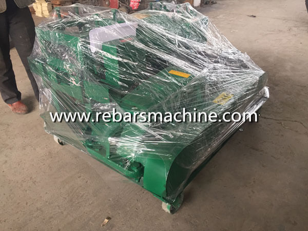 used round bar straightening machine