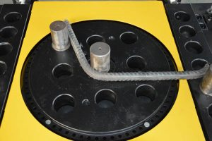 working platform table of GW50 automatic steel bar bender