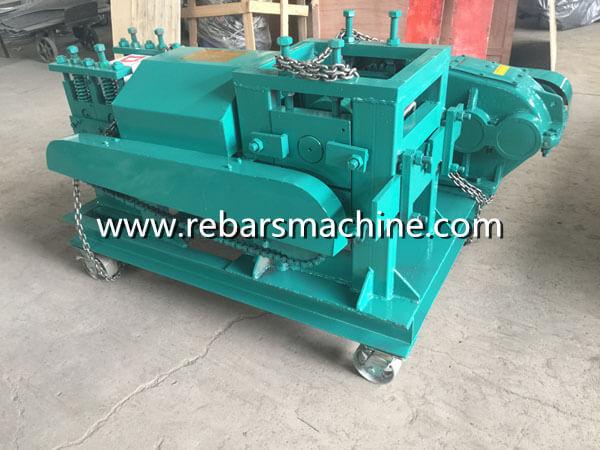 straightening machine for round bar Enderezadora para barra redonda